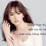 Làm da trắng sáng chỉ với mật ong và lòng trắng trứng nhu Song Hye Kyo